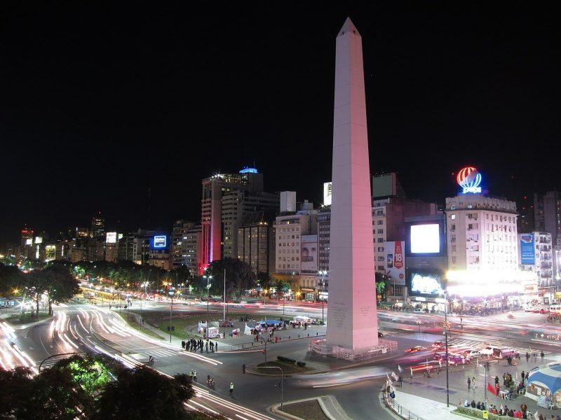 Monumentos Argentinos más Visitados