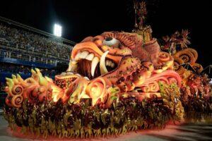 La música y el carnaval de Río de Janeiro
