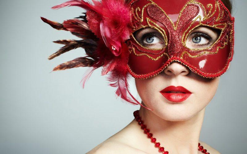 Máscara o Antifaz de Carnaval