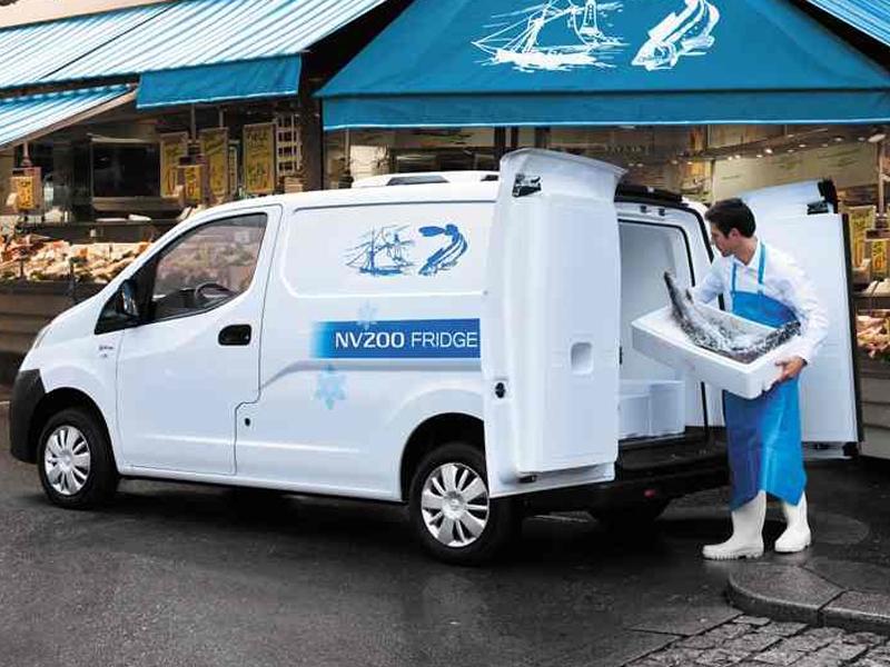 furgoneta frigorifica