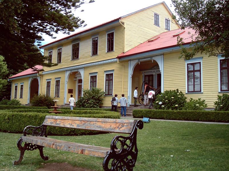 museo historico mauricio van de maele