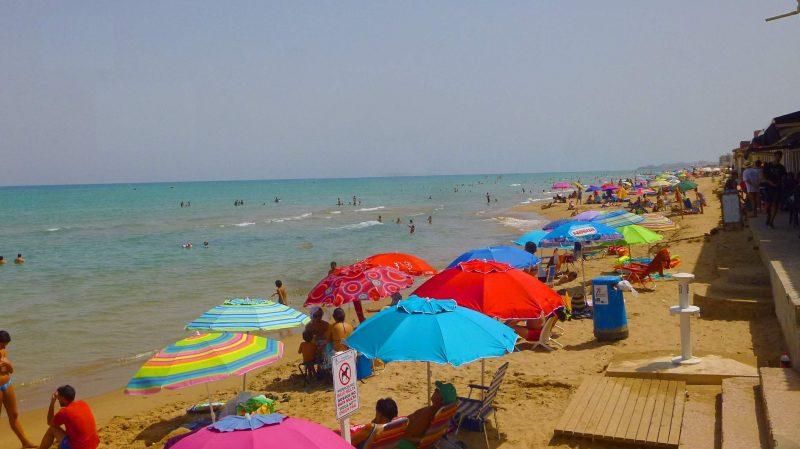 playa babilonia en guardamar del segura