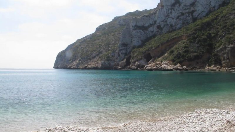 playas de alicante granadella