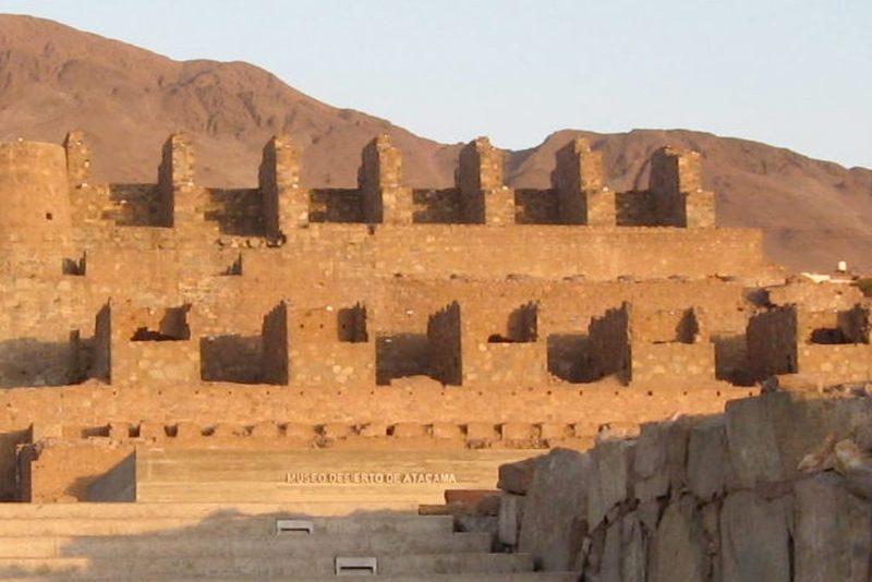 ruinas de huanchaca en antofagasta