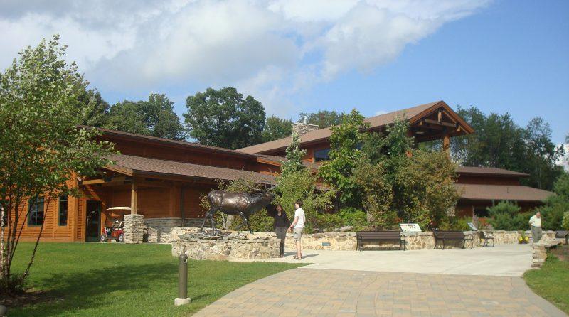 Centro de Visitantes de Elk Country