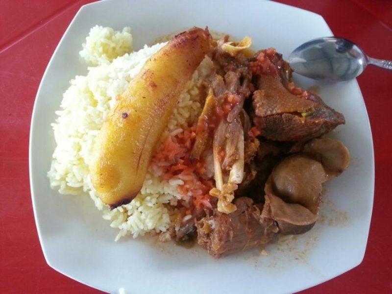 comidas tipicas de ecuador