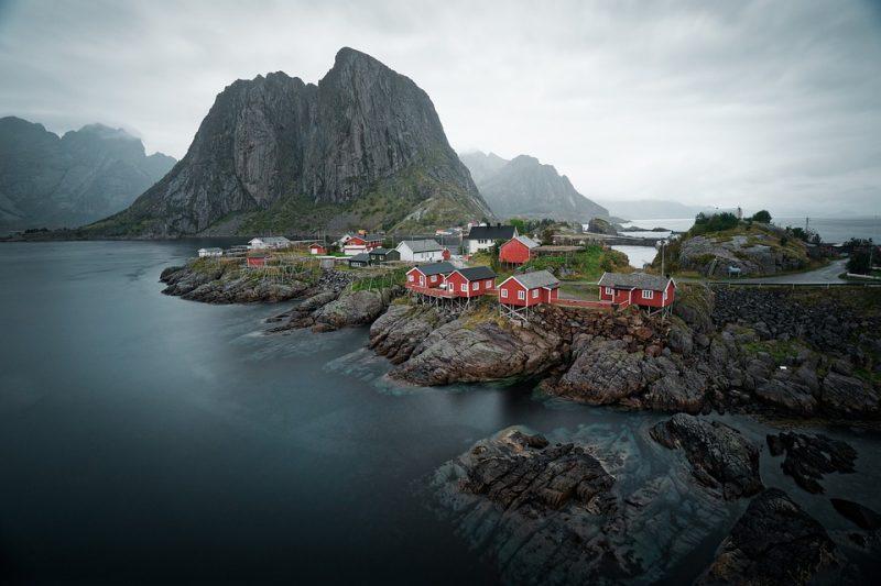 luna de miel en noruega