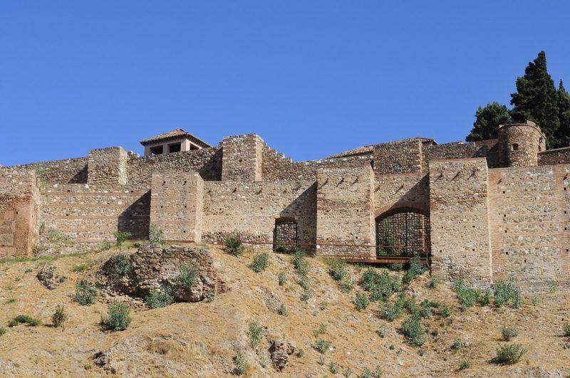 Alcazaba musulmana