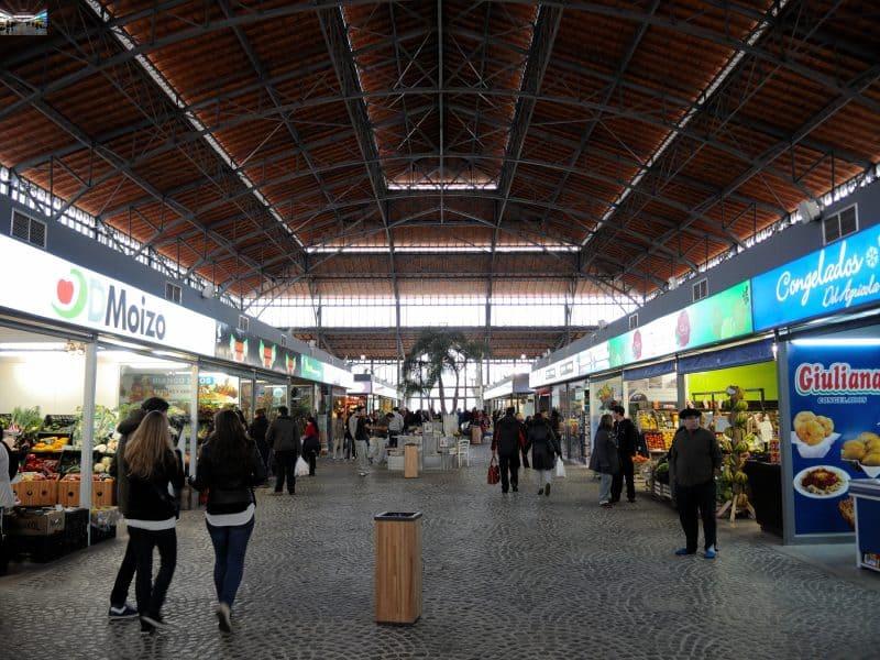 Mercados de Montevideo