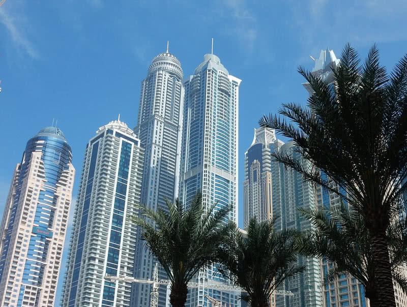 Princess Towers Dubái