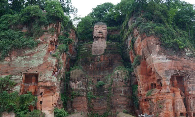 Budha gigante de Leshan