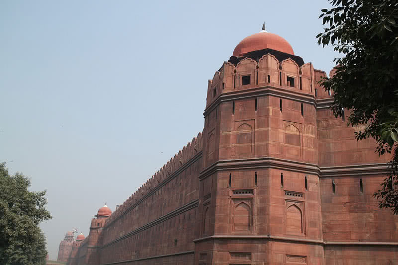 Redfort, Delhi
