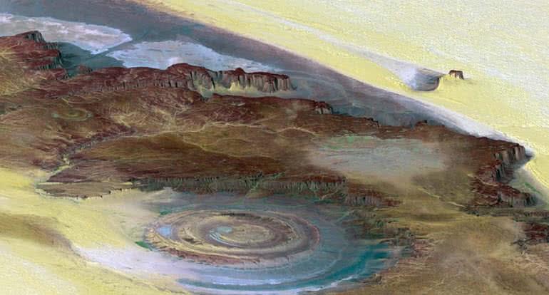 Ojo del Sahara