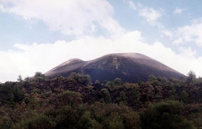 volcán paricutín