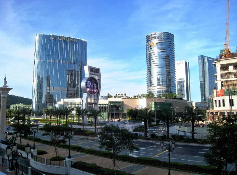 ciudad de los sueños, Macao