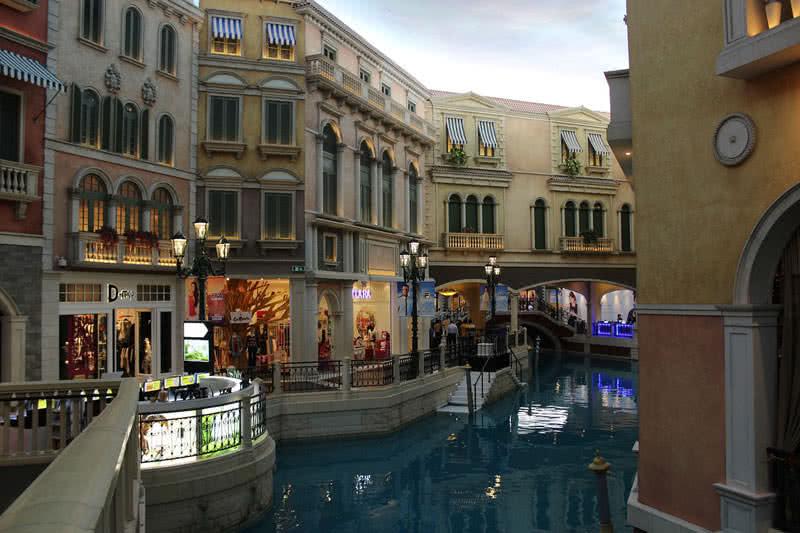Macao veneciano