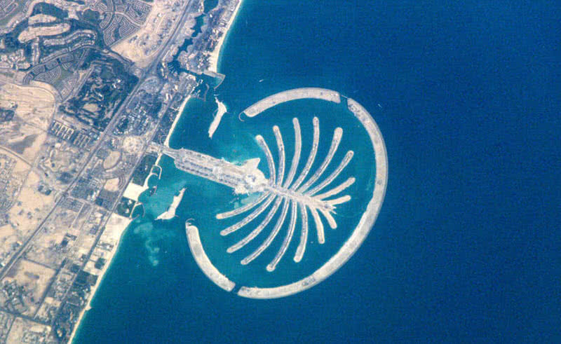 Palm Island Dubái