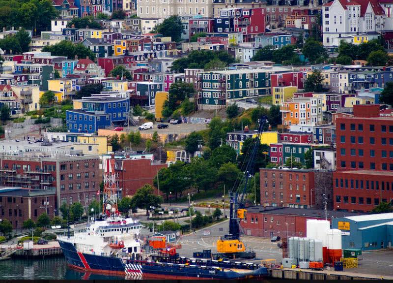 Las 10 ciudades mas coloridas del mundo