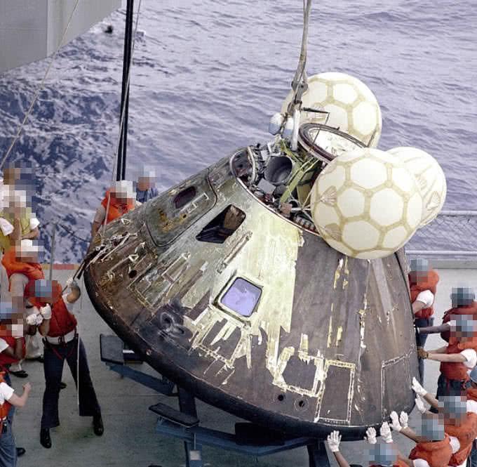 Rescate del Apolo 13