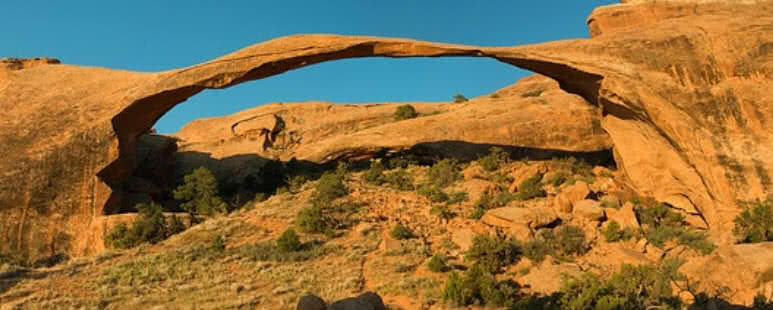 Arco del paisaje