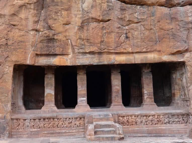 Cueva de Badami
