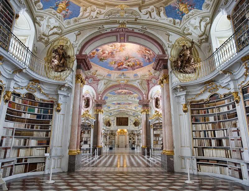 1604613860 787 Las 9 mejores bibliotecas magnificas del mundo