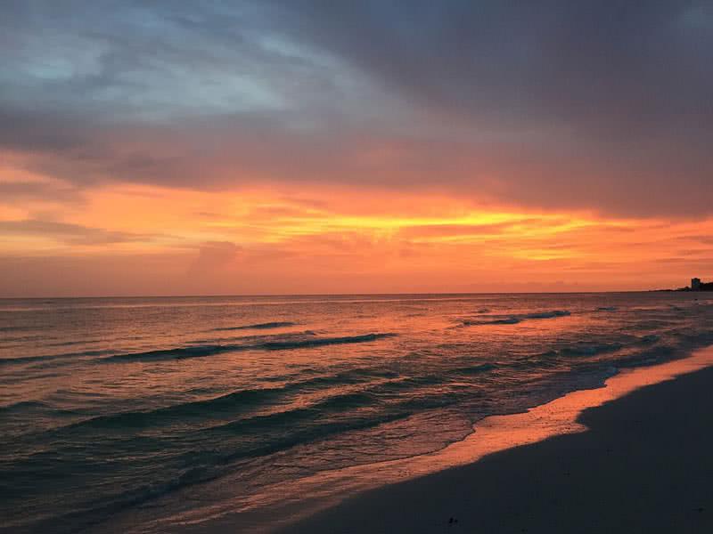 playa de la siesta