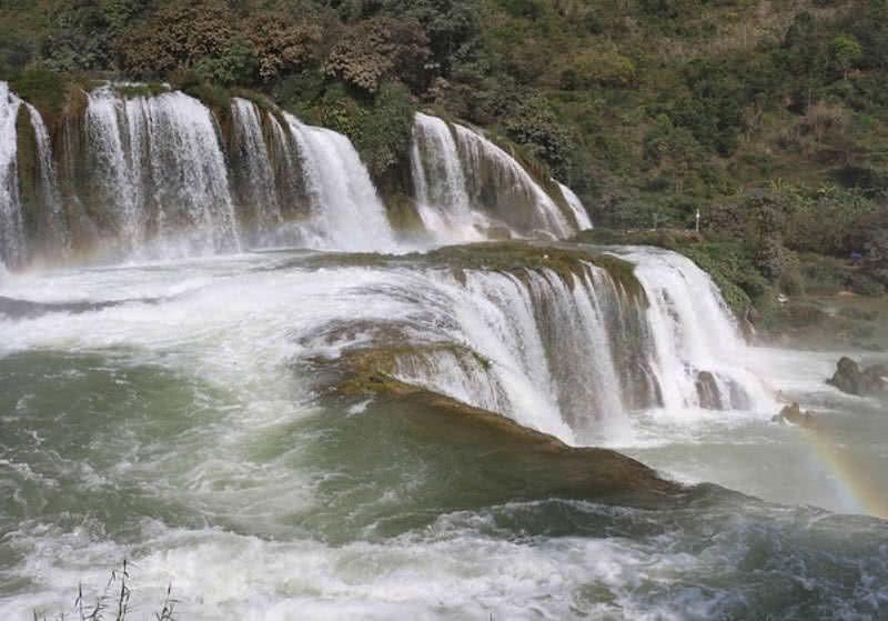 cascadas detian, China