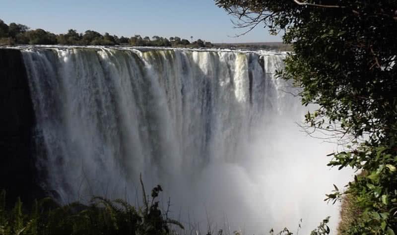 Cataratas Victoria, África del Sur