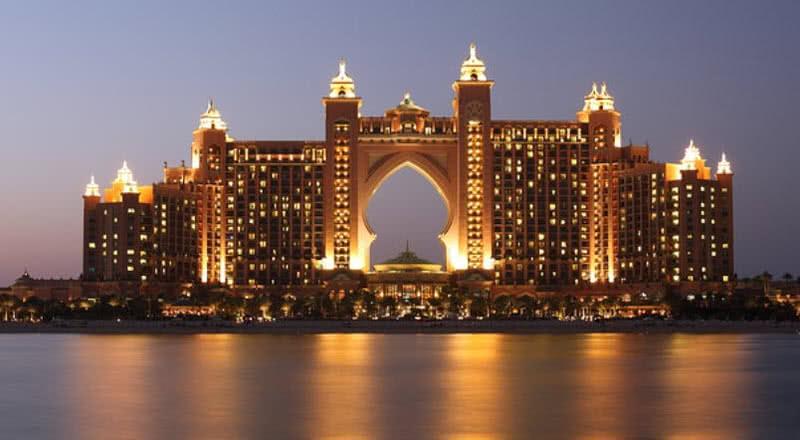 Ambassador Lagoon, The Palm, Dubái