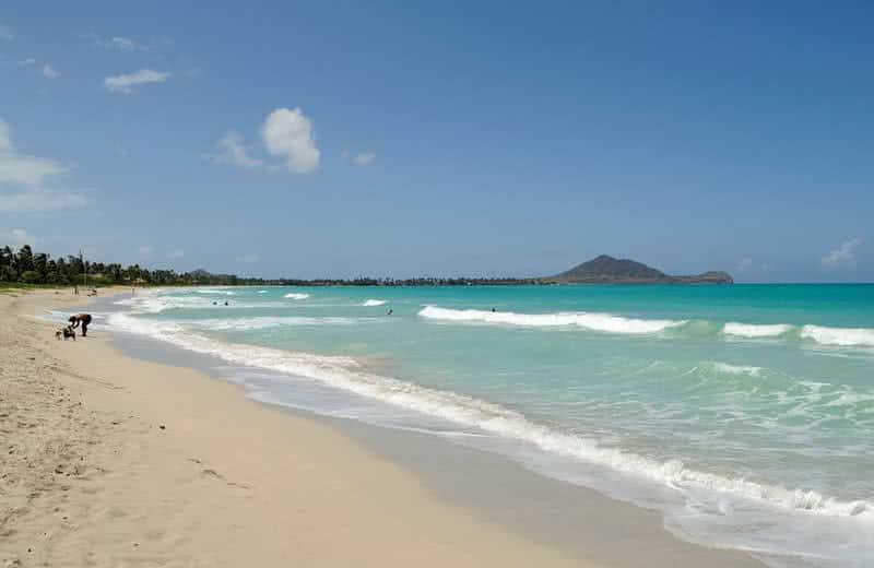 playa de kailua