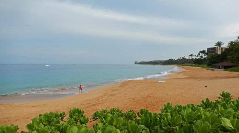 playa de Kaanapali