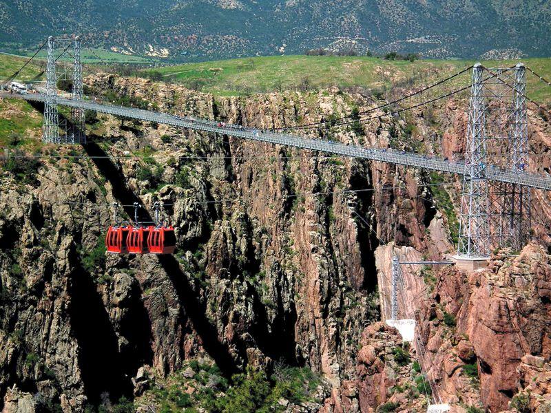 Puente Royal Gorge