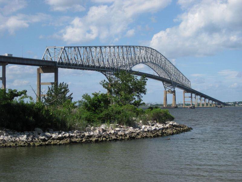 El puente Francis Scott Key