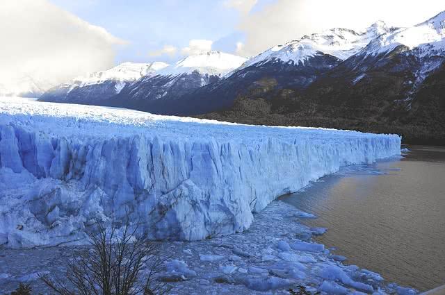 glaciar perito morino