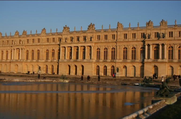 palacio de Versailes