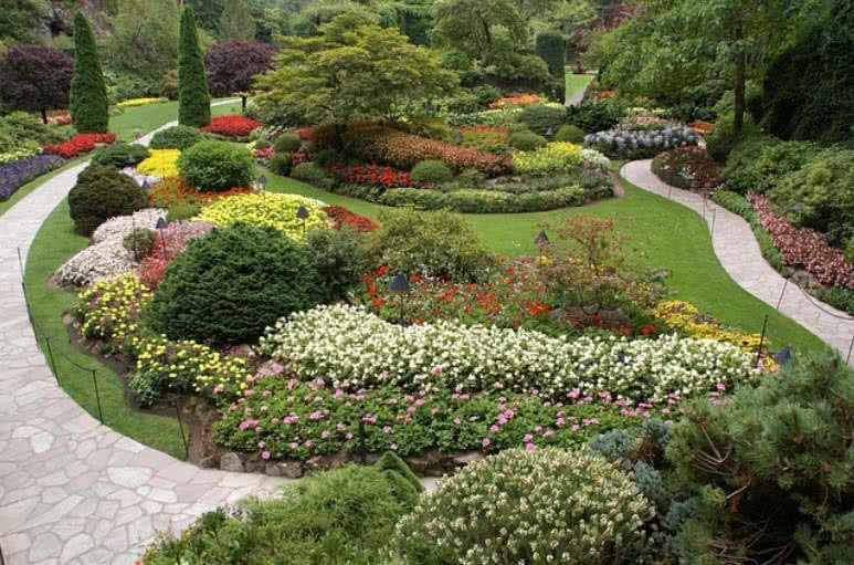 Jardines Butchart,