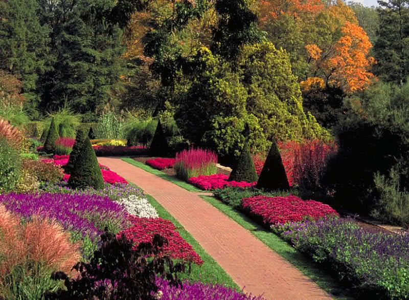 Jardines de Longwood