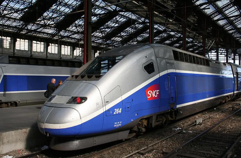 SNCF TGV dúplex