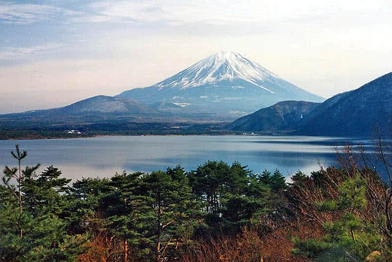 isla de honshu