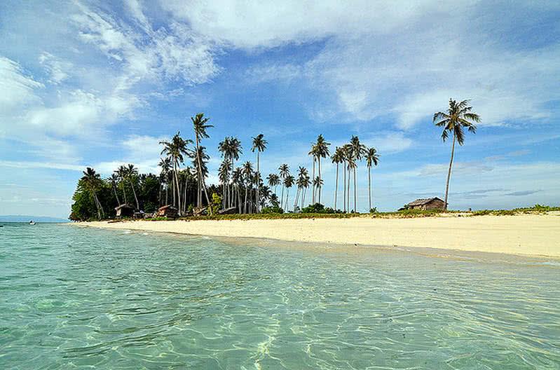 isla de borneo