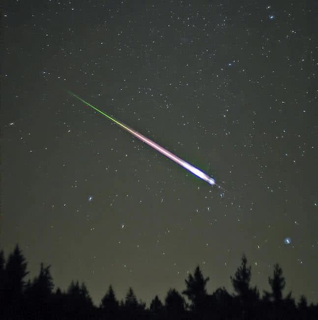 meteoro Leonid