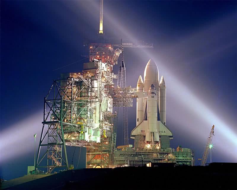 transbordador espacial Coumbia