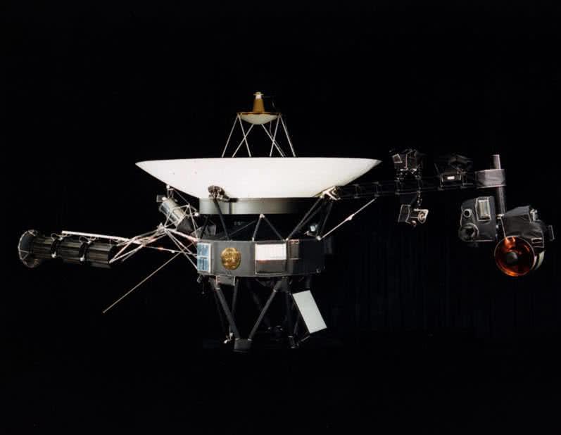 Voyager 1 de la NASA
