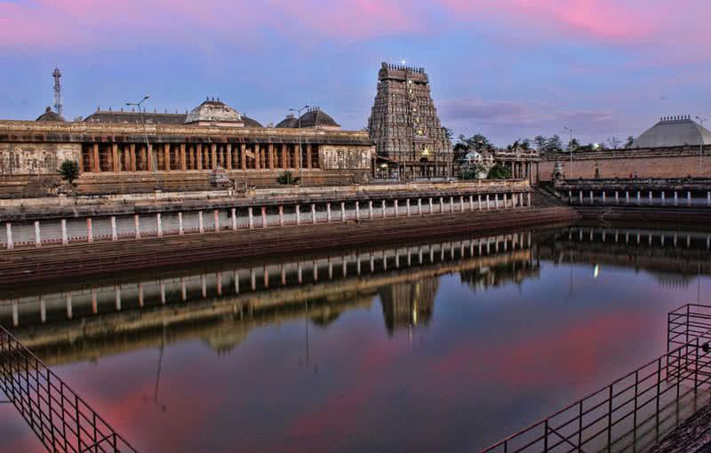Templo de Thillai Nadaraja