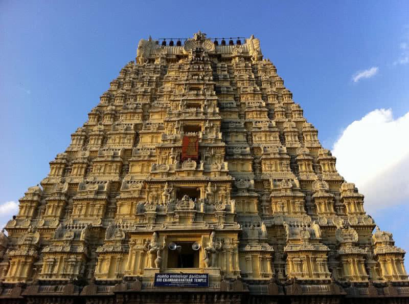 templo de ekambareswar