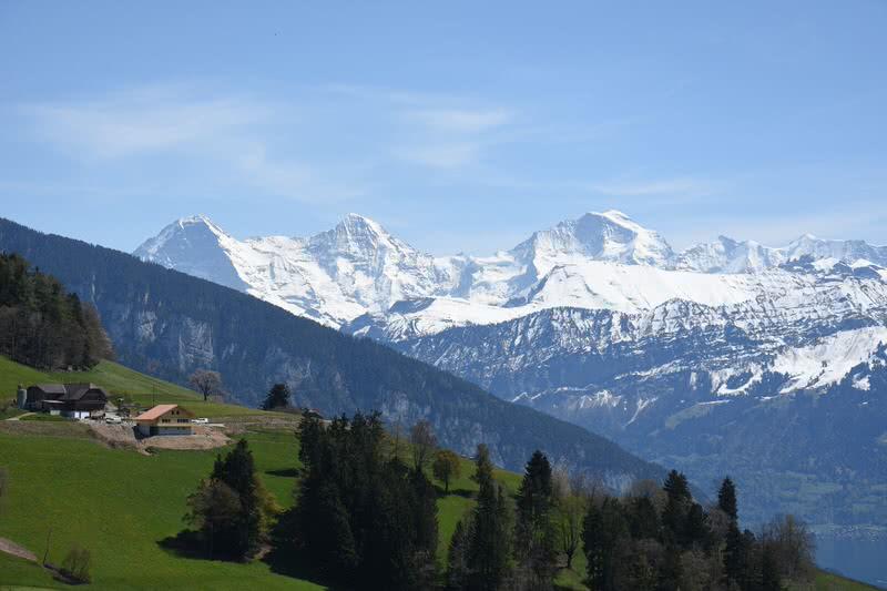 Montaña Eiger