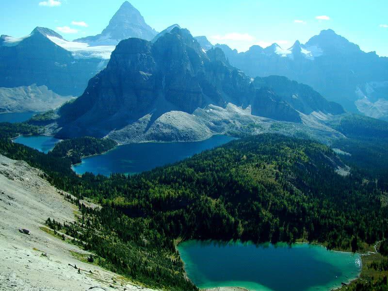 monte Assiniboine