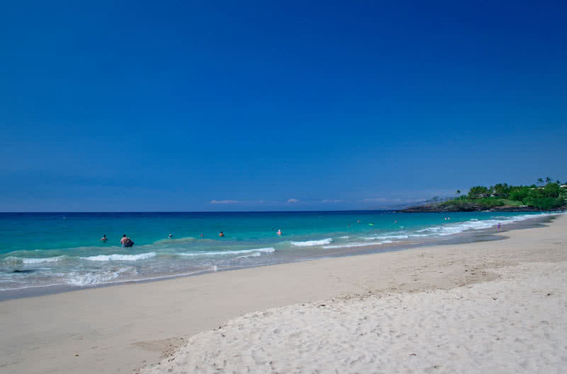 playa de Hapuna