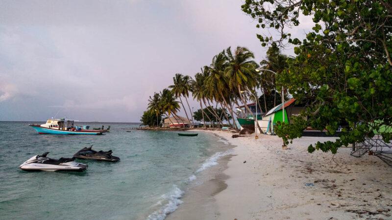 Isla Thulusdhoo